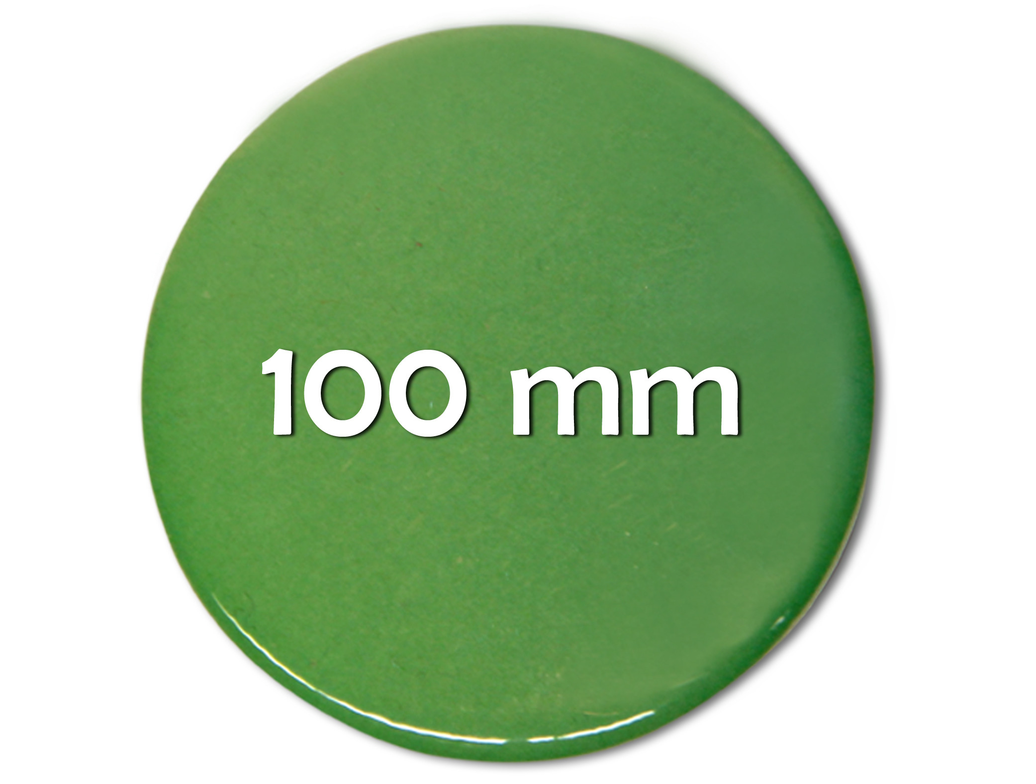 100mm Fertigbutton