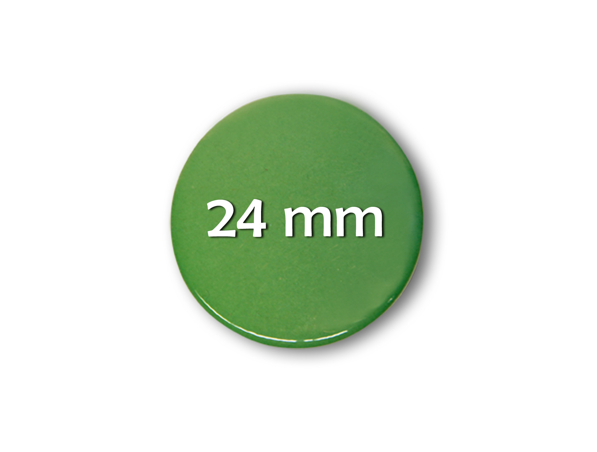 24mm Fertigbutton