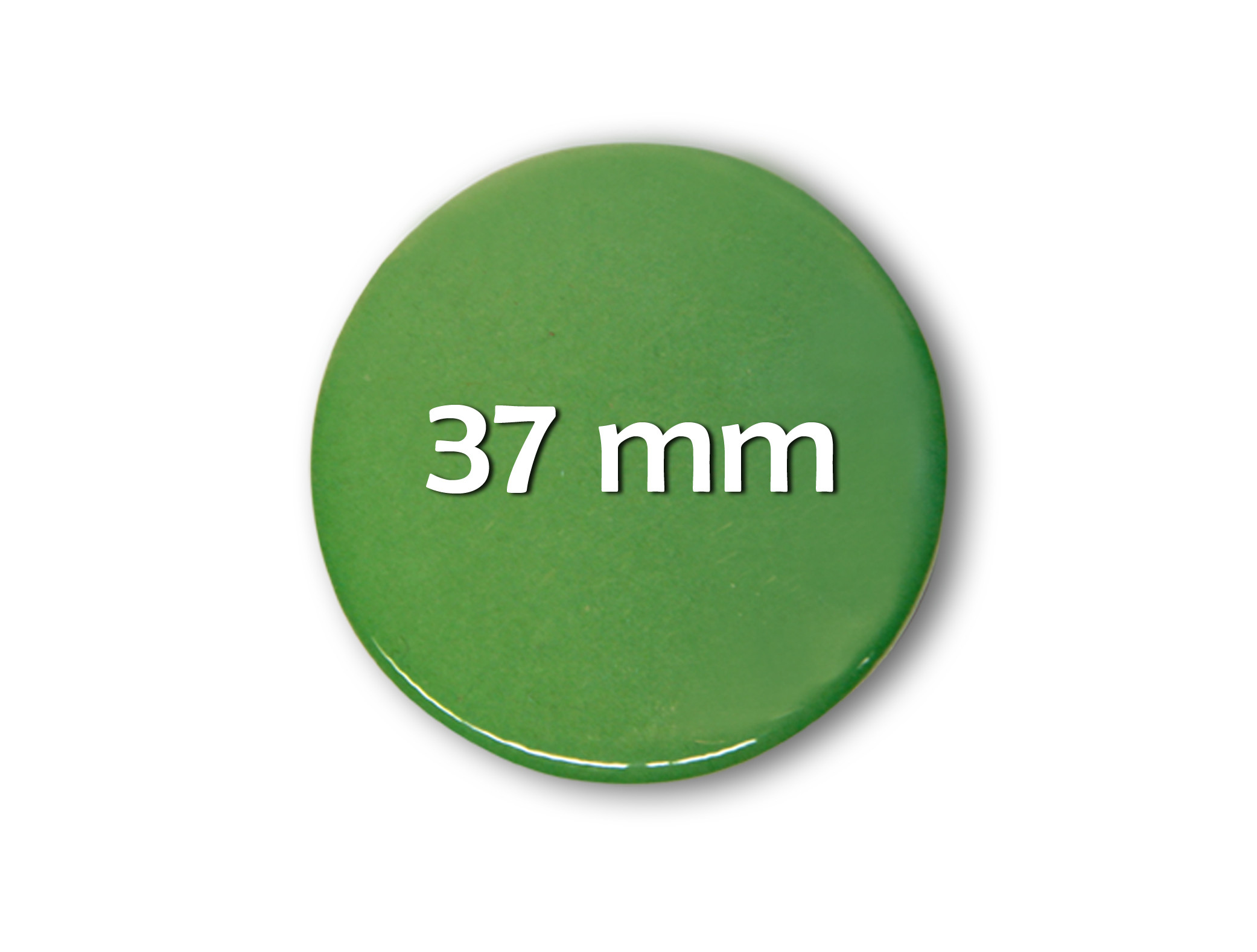 37mm Fertigbutton