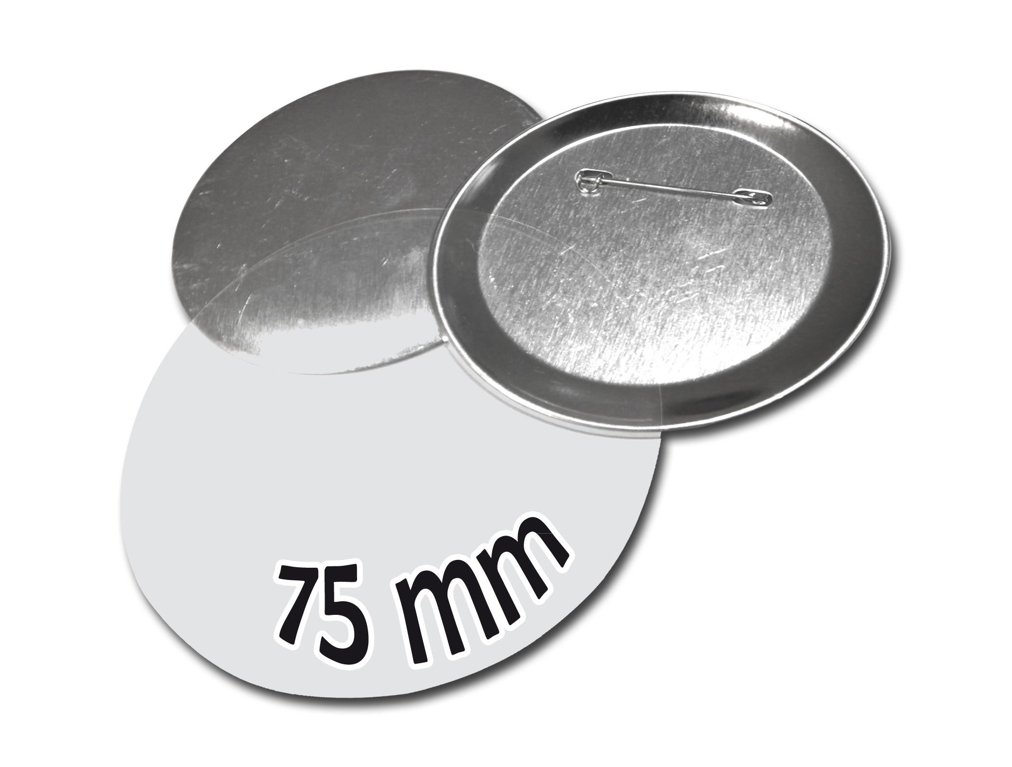 75mm Rohmaterial