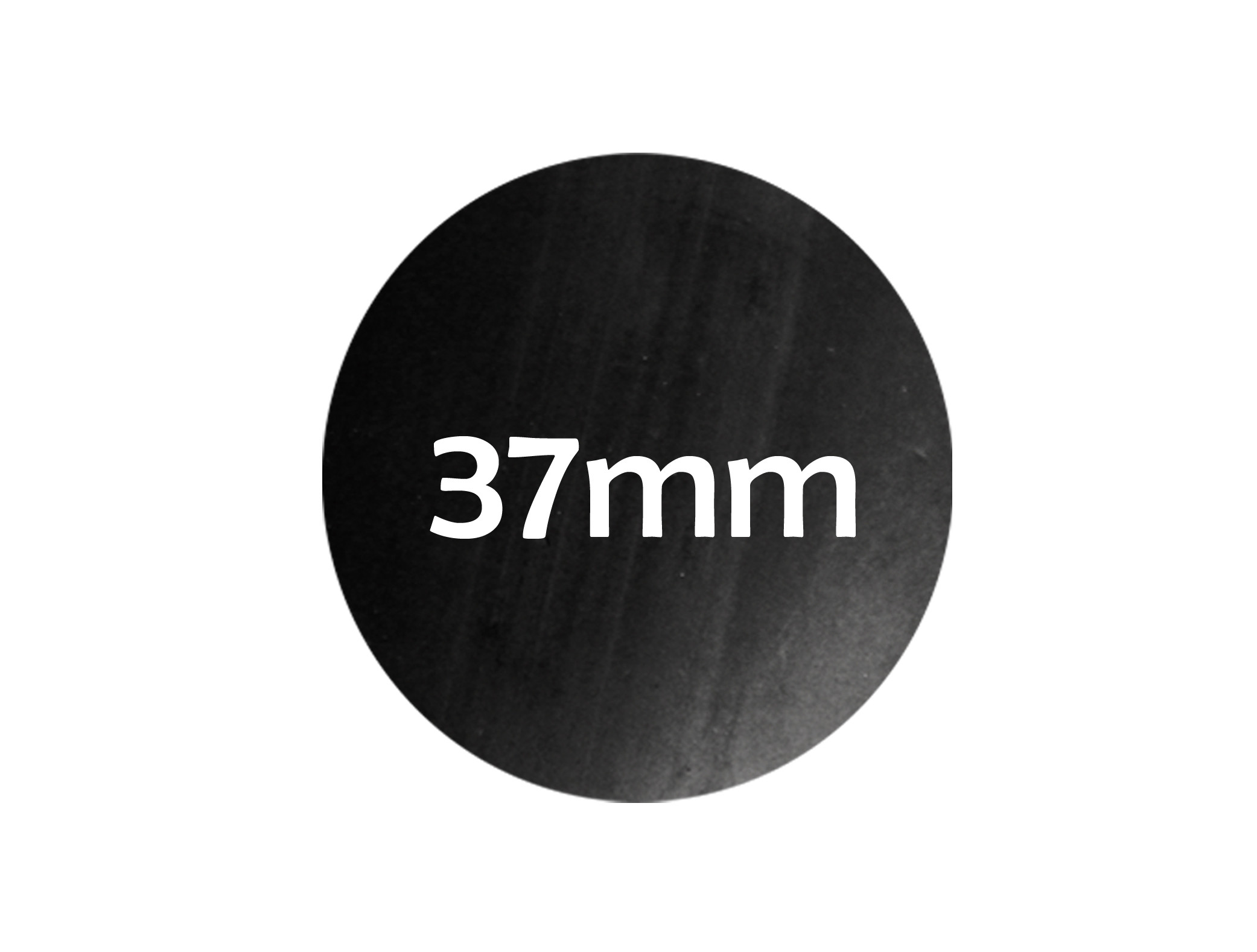 37mm Klebemagnet