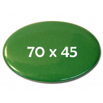 70x45mm ovaler Fertigbutton