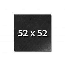 52x52mm quadratischer Klebemagnet