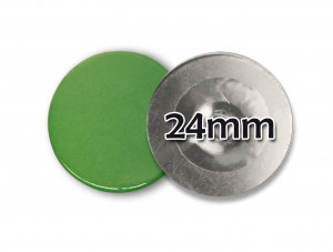 24mm Fertigbutton Powermagnet