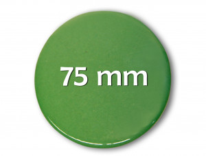 75mm Fertigbutton