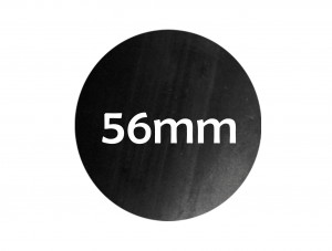 56mm Klebemagnet