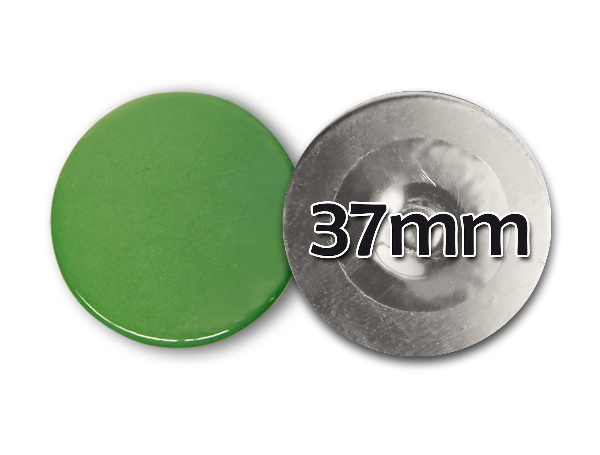 37mm Fertigbutton Powermagnet