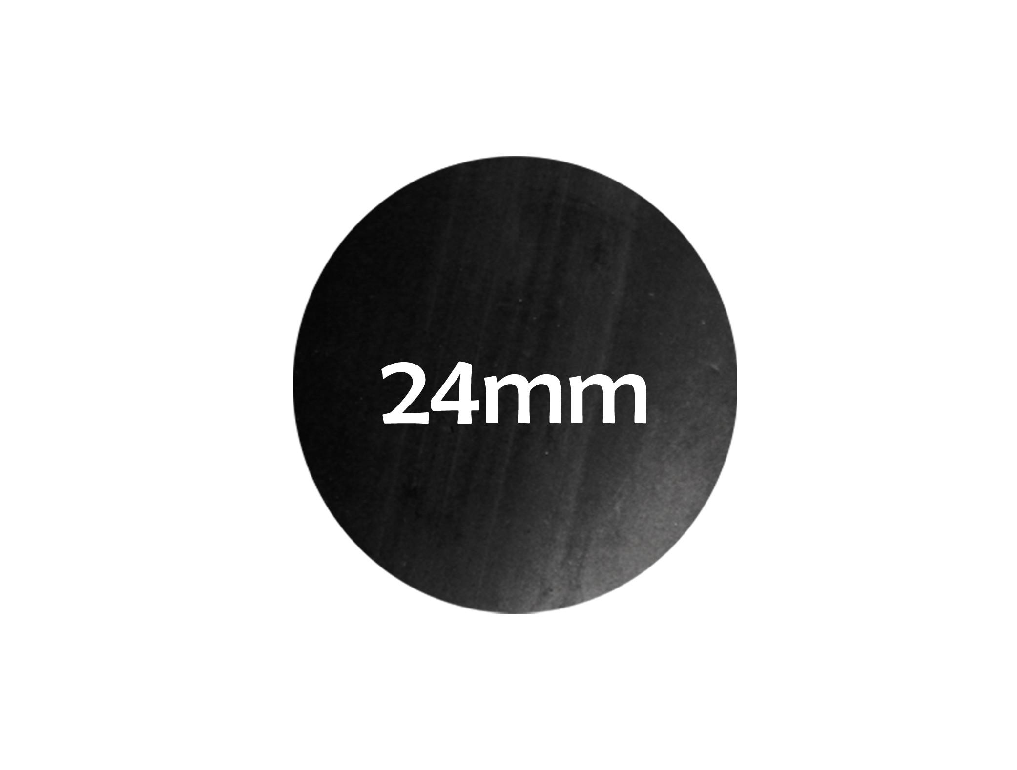 24mm Klebemagnet